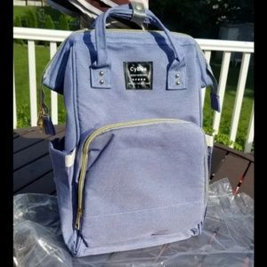 Other - Periwinkle Diaperbag Backpack ((BRAND NEW!!))